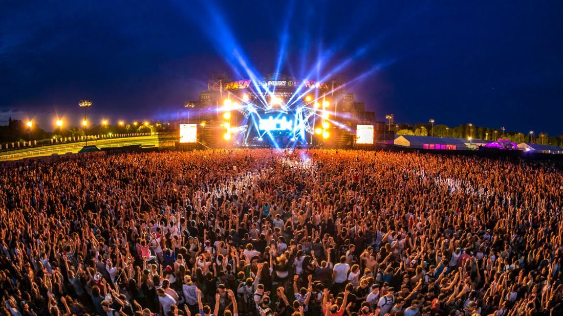 Коротко о том, что творится на Lollapalooza — одном из best-муз.фестов США