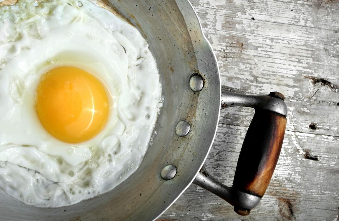 Яйца — источник витамина D: помогают думать