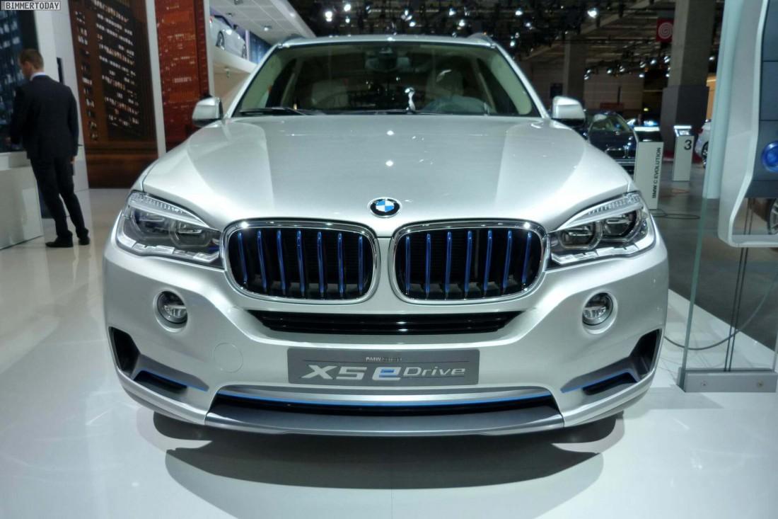 BMW X5 Hybrid — хороший гибрид за хорошие деньги (с)