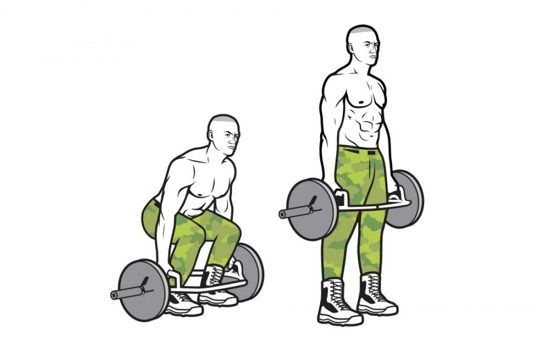 Становая тяга поможет тебе