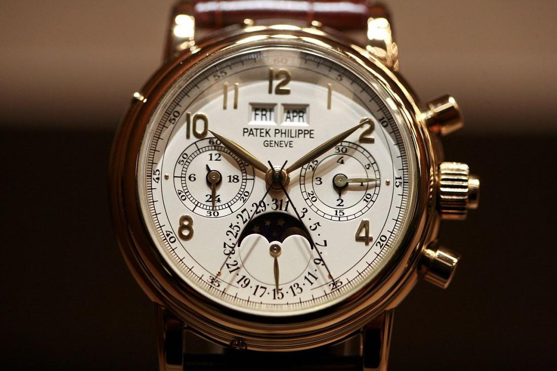 Patek Phillipe. Швейцарский производитель самых дорогих часов в мире
