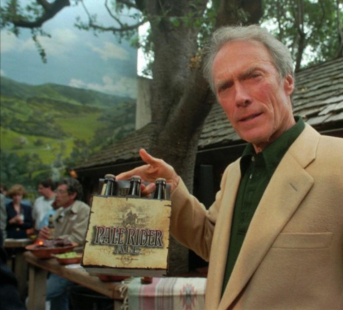 Клинт Иствуд и его Pale Rider Ale