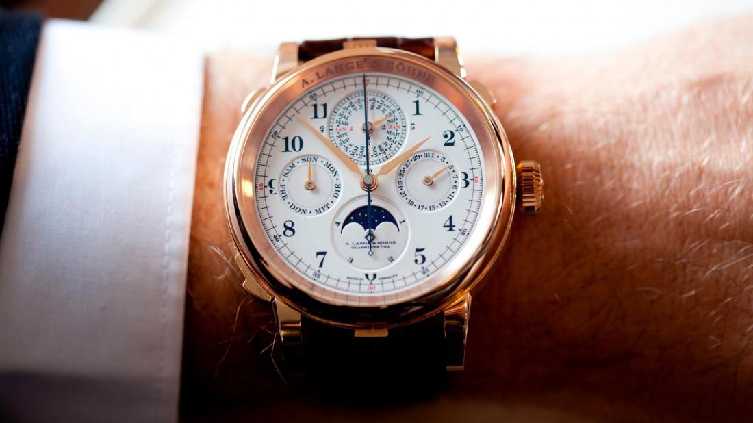 A. Lange & Sohne Grand Complication — одни из самых дорогих часов 2017