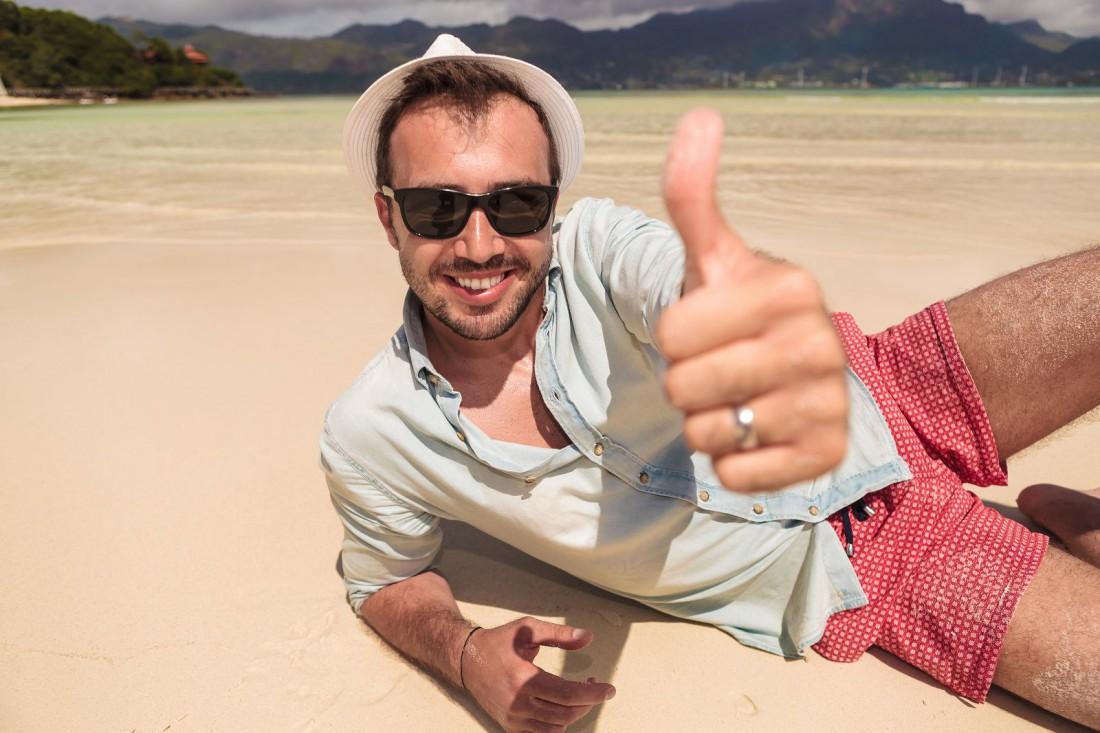 Солнце, отдых и пляж — хороший способ поправить либидо