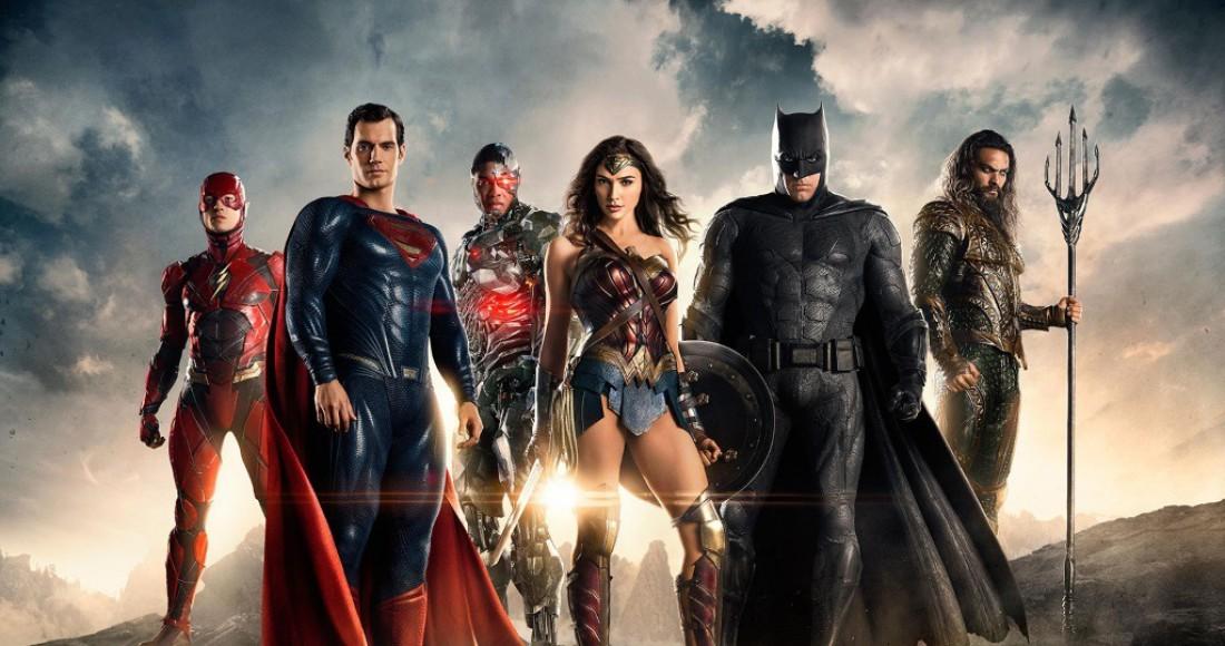 Супермен и Бэтмен в 2017-м объединяются ради спасения планеты