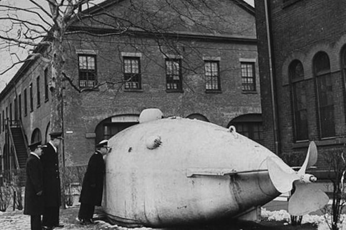Intelligent Whale, надежно и уверенно тонула вместе с экипажем