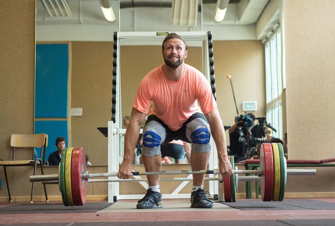 Становая тяга — must have каждого тренирующегося мужчины