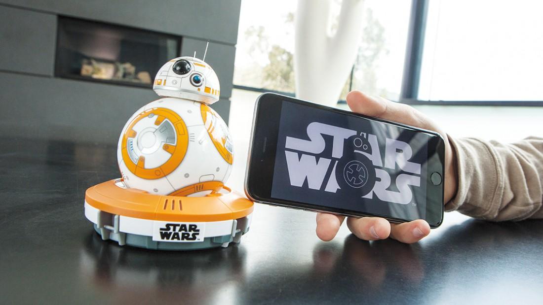BB-8 от Sphero — лучший подарок на Новый год ребенку, увлекающемуся
