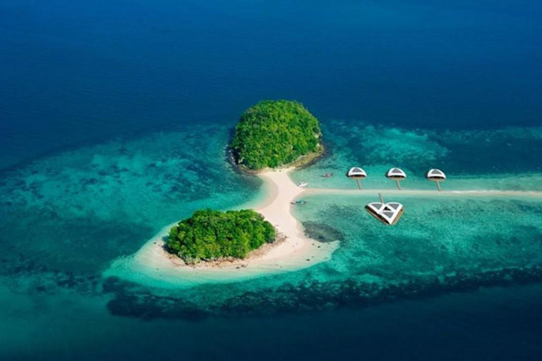 Главная «фишка» SeaScape - подводная спальня