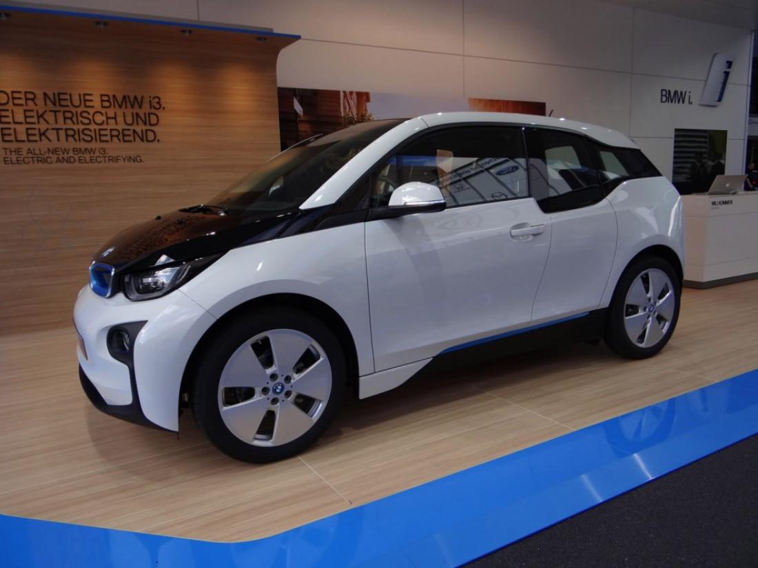 2013 BMW i3