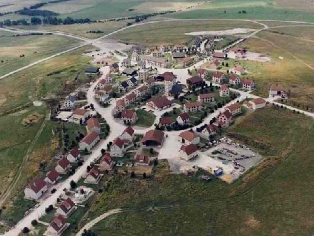Defence Training Estate Salisbury Plain. База, рядом с которой Стоунхендж