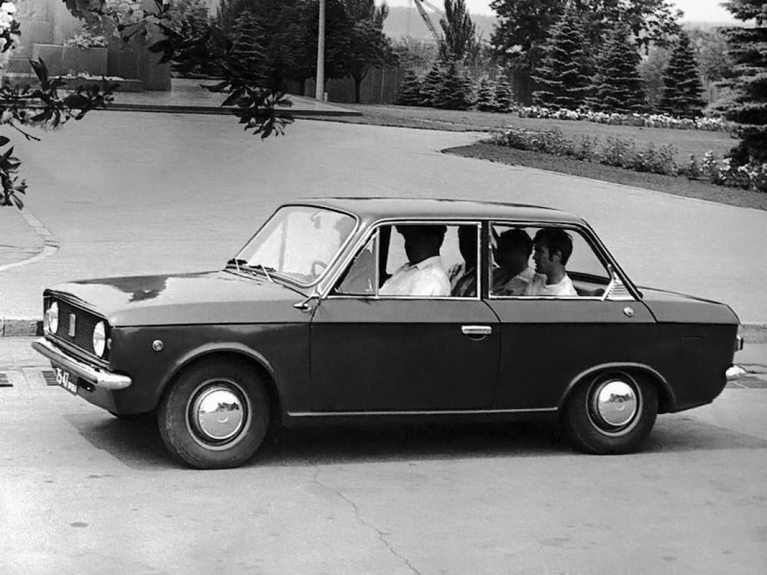 ЗАЗ-1102 в кузове купе