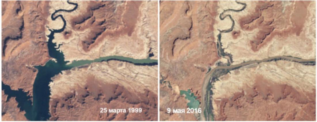Ученые NASA показали шокирующие фото последствий глобального потепления