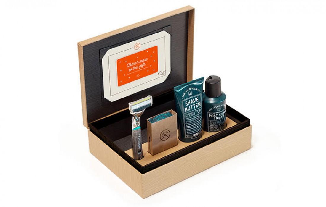 Dollar Shave Club — $100