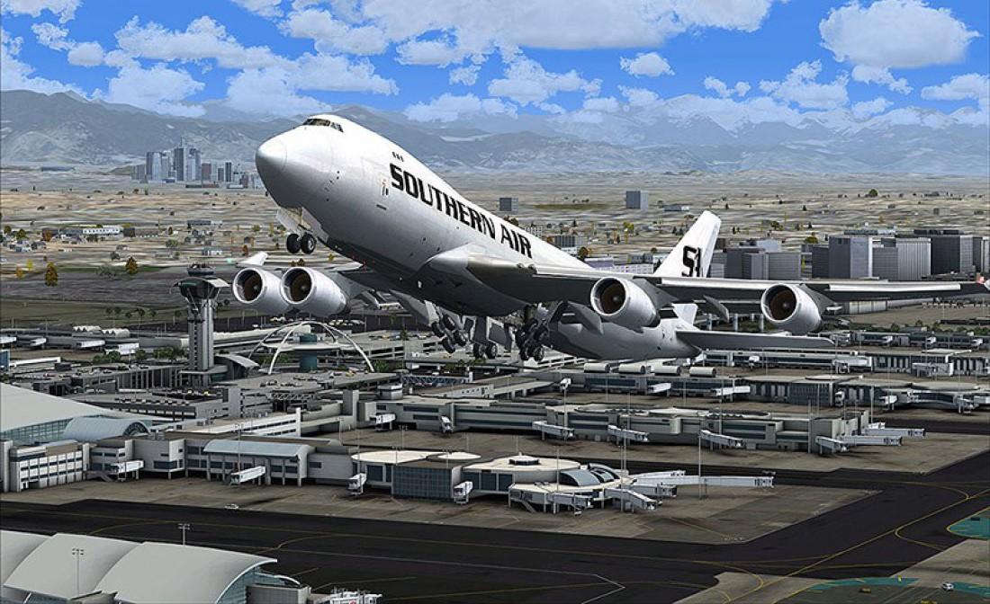 Международный аэропорт Лос-Анджелеса — место дрессировки пилотов №1 в США