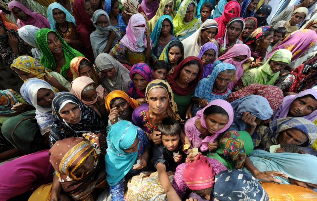 В Пакистане нет законов по защите прав женщин