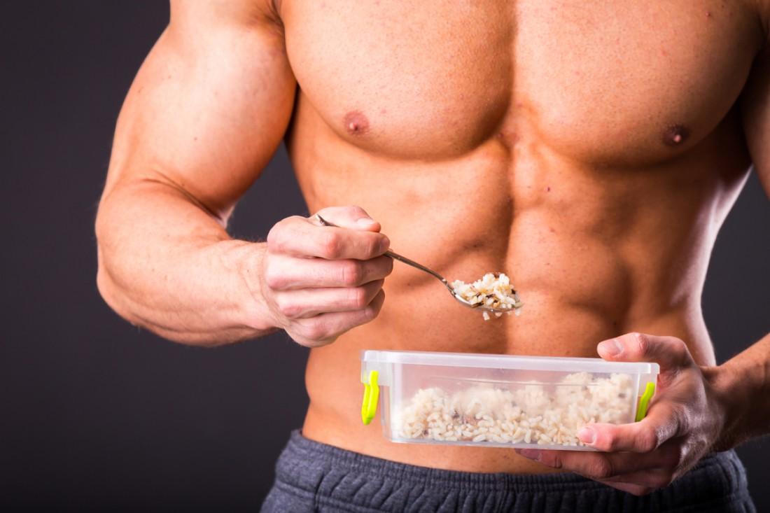При наращивании мышц член увеличивается
