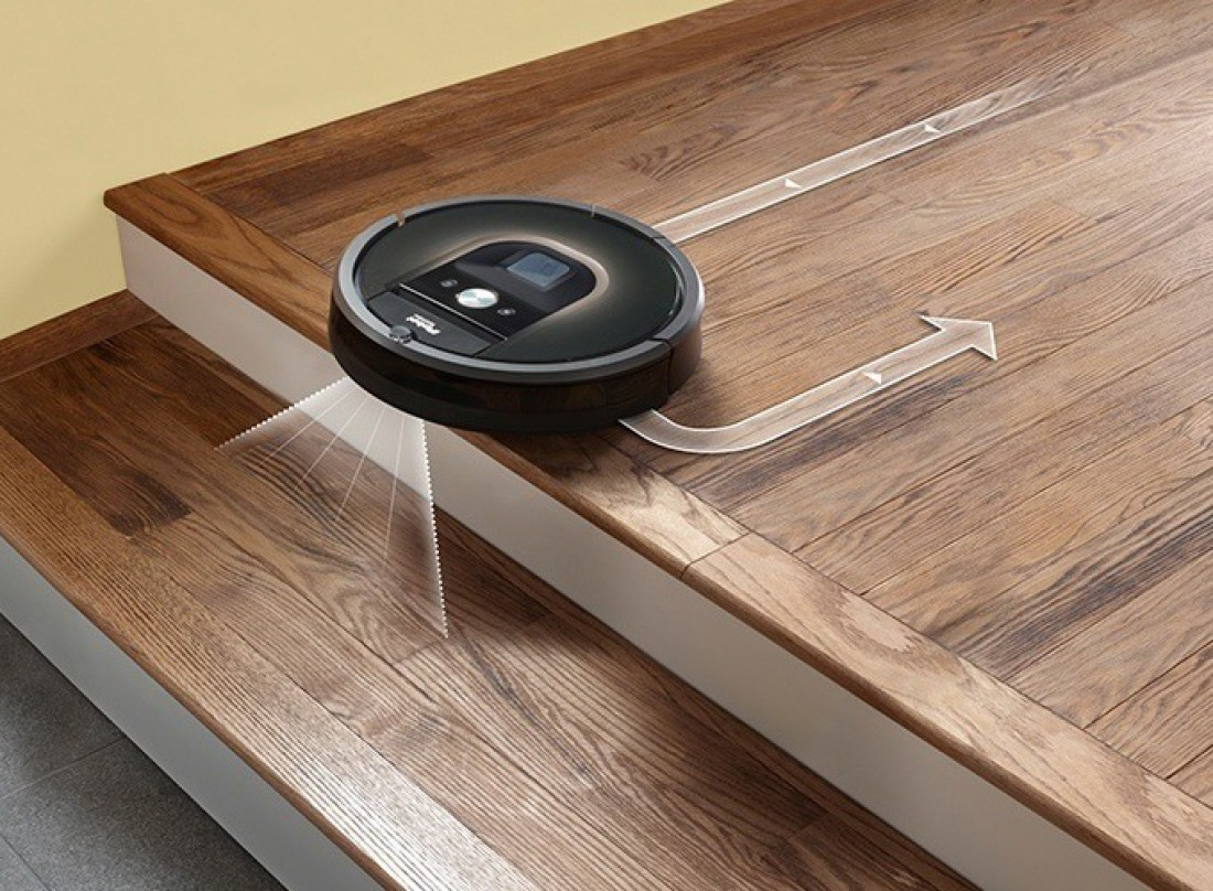 Робот-уборщик Roomba
