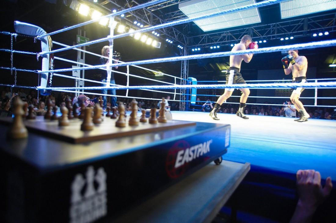В Британии есть спорт: после партии в шахматы сопернику бьют лицо