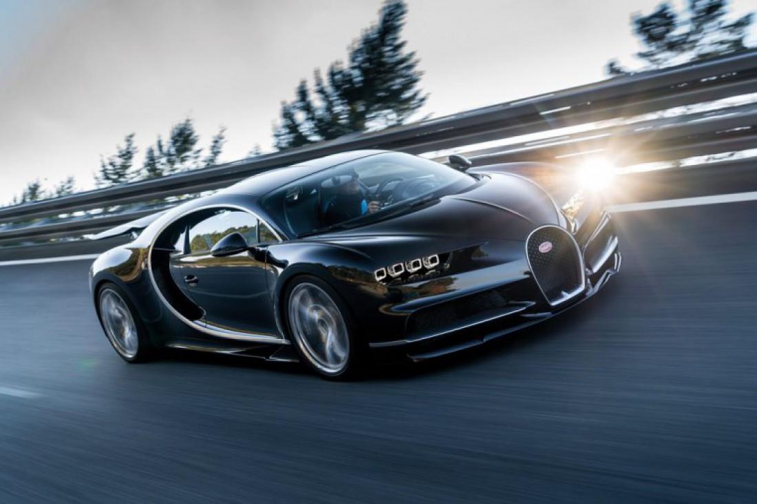 Bugatti Chiron назвали в честь автогонщика из Монако Луи Широна