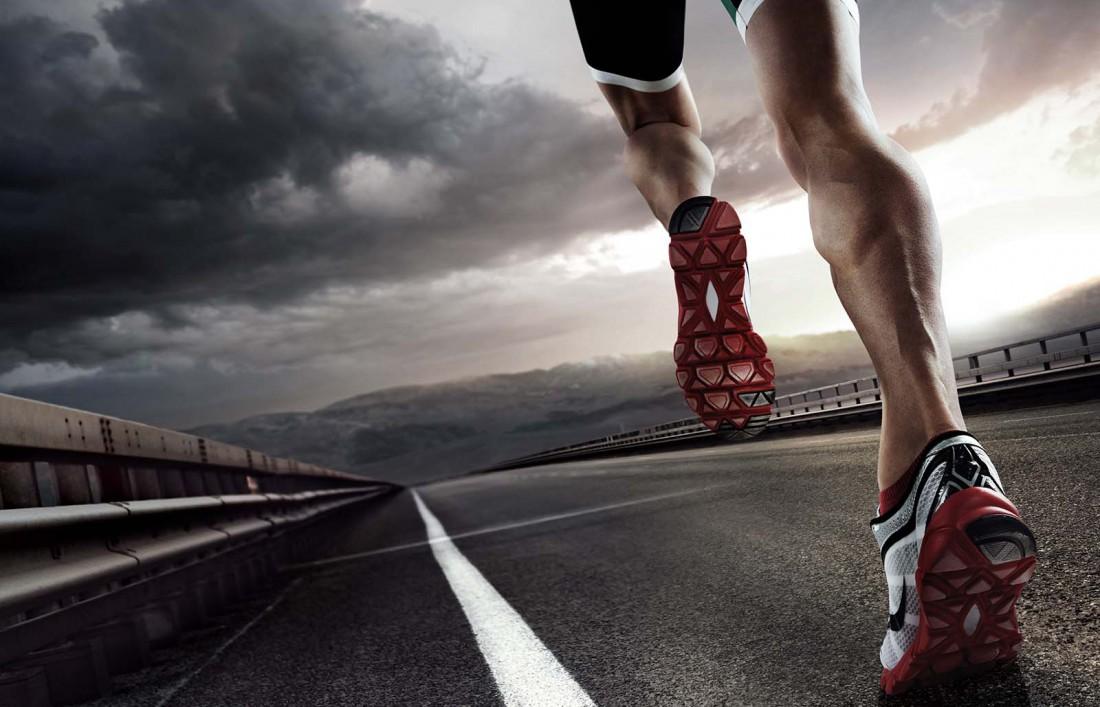 Бег по асфальту — спонсор убитых коленей, голеностопов, таза и хребта