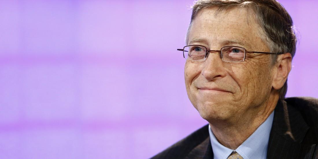 Билл Гейтс — 60-летний американский предприниматель и общественный деятель, филантроп, один из создателей и бывший крупнейший акционер компании Microsoft. Сегодня его состояние — $79,2 миллиарда