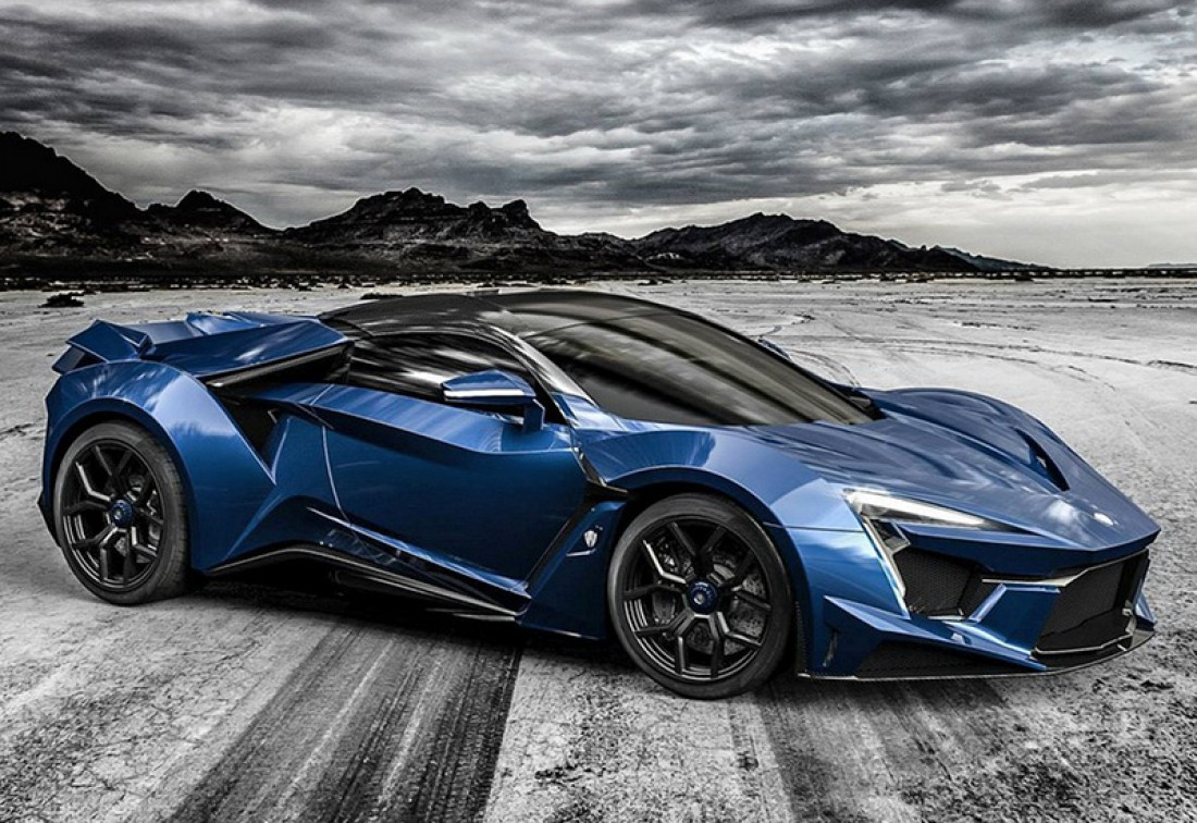 W Motors Fenyr SuperSport. Limited edition — 25 штук. Прайс — $1,9 млн