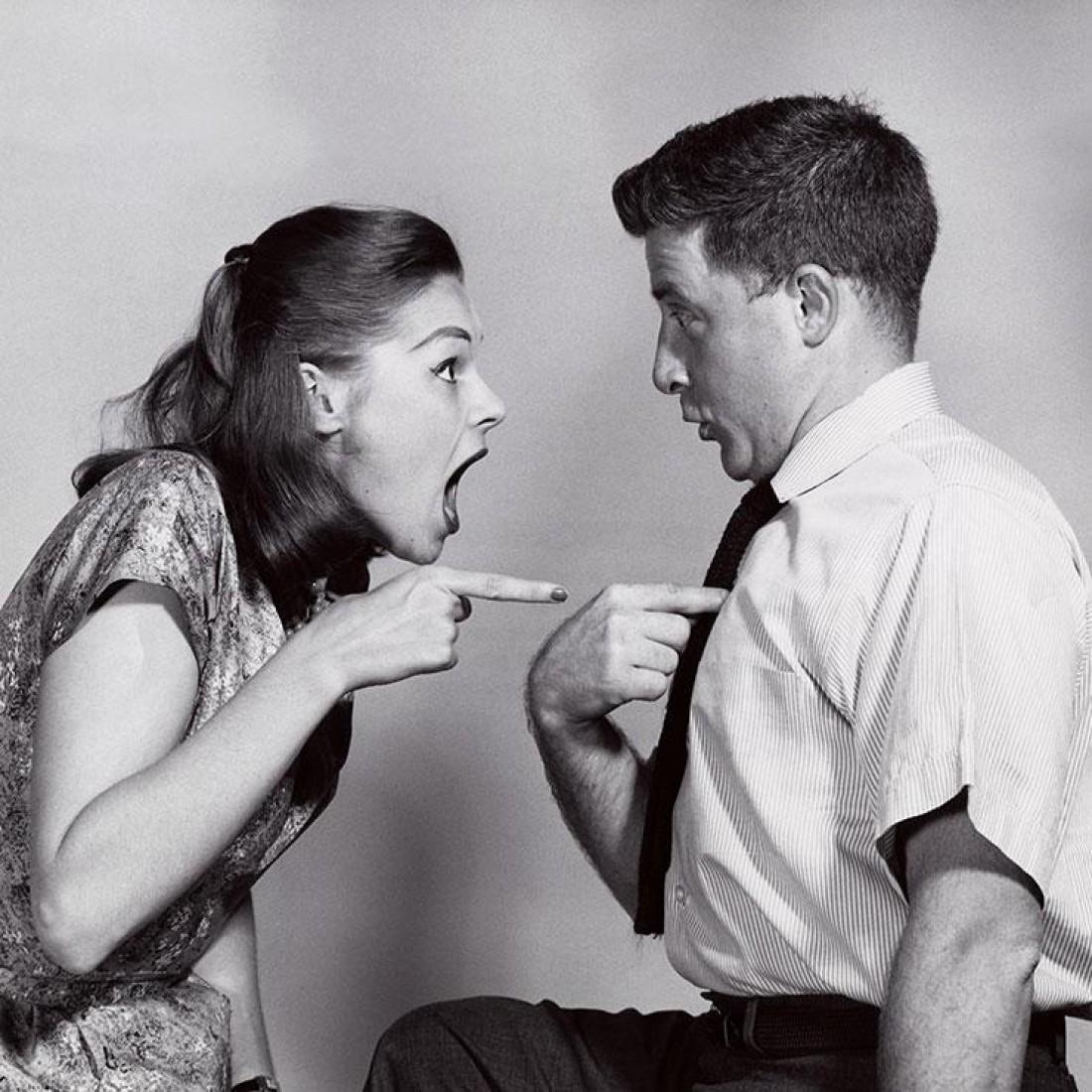 Спорить с женщиной — не жалеть свои нервы