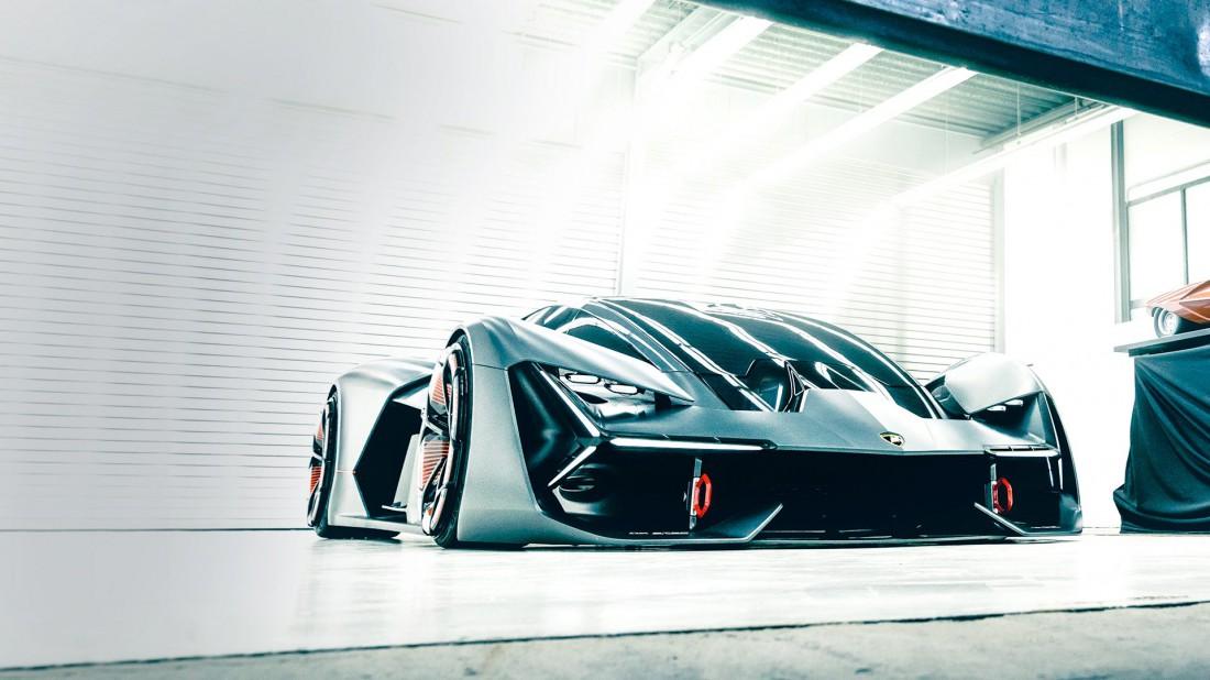 Lamborghini Terzo Millennio — серийный электро-гиперкар третьего тысячелетия