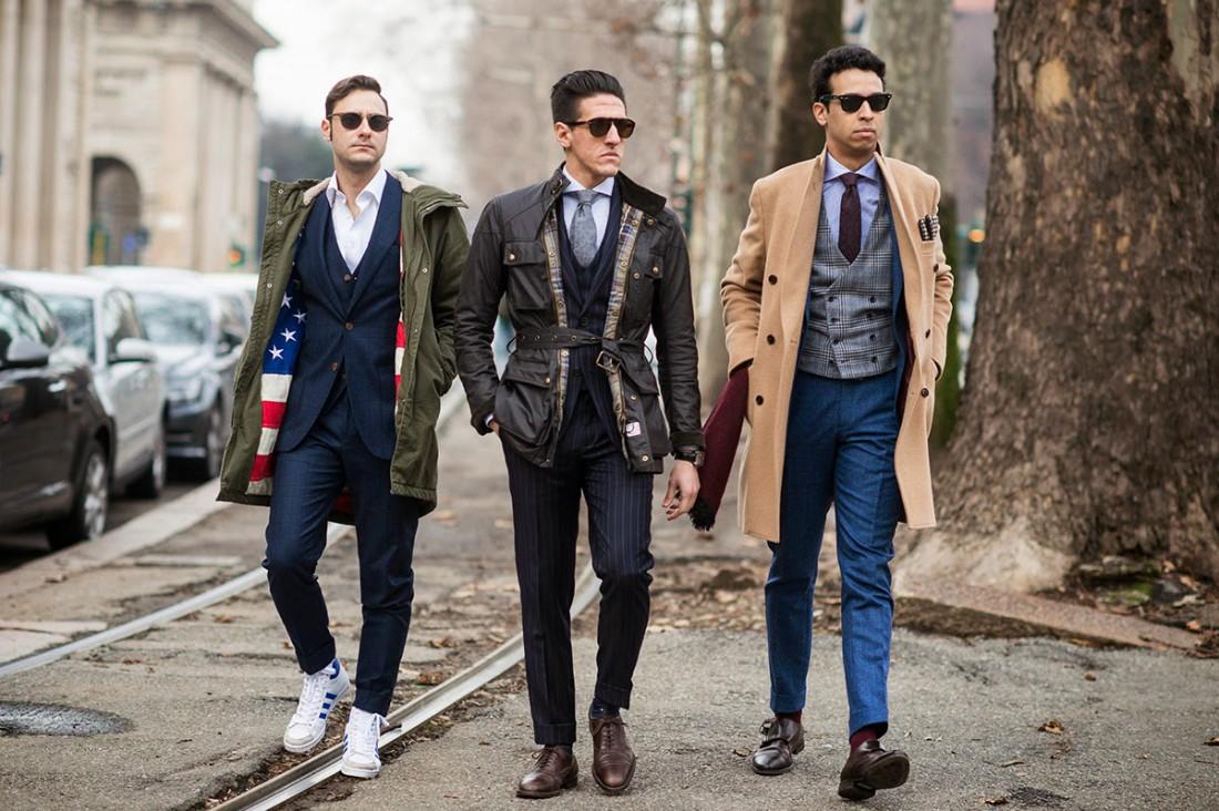 Где бы ты не был, всегда одевайся стильно