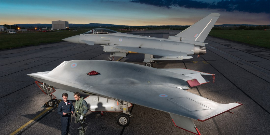 Taranis. Введение в боевую эксплуатацию планируется в 2030 году