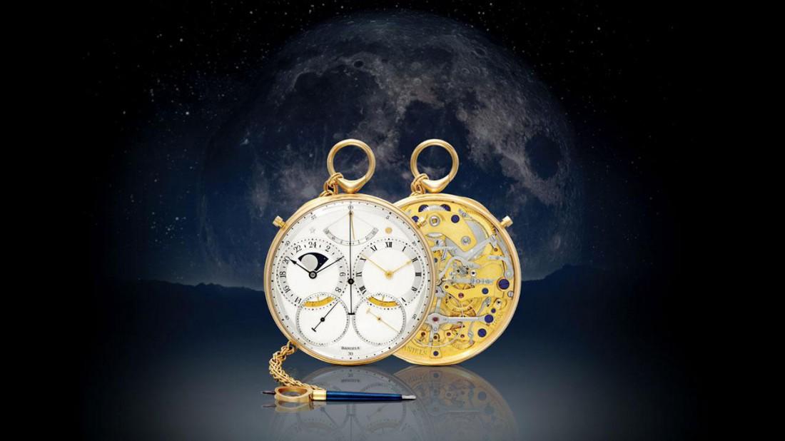 Space Travellers' Watch. Самые дорогие часы в мире