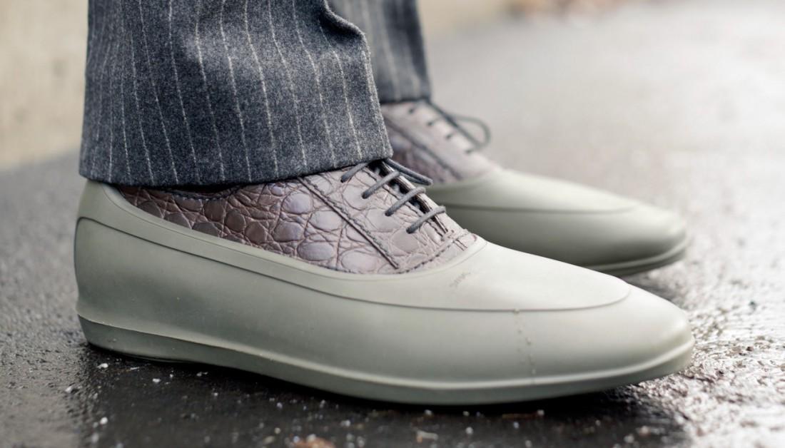 Наша зима — повод купить обувь, которая не промокает