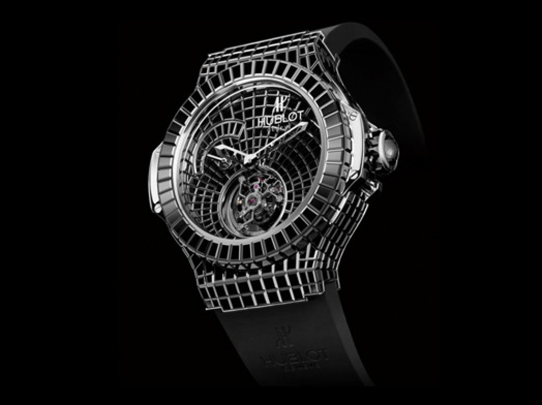 Hublot Black Caviar Bang. Цена — $1 миллион