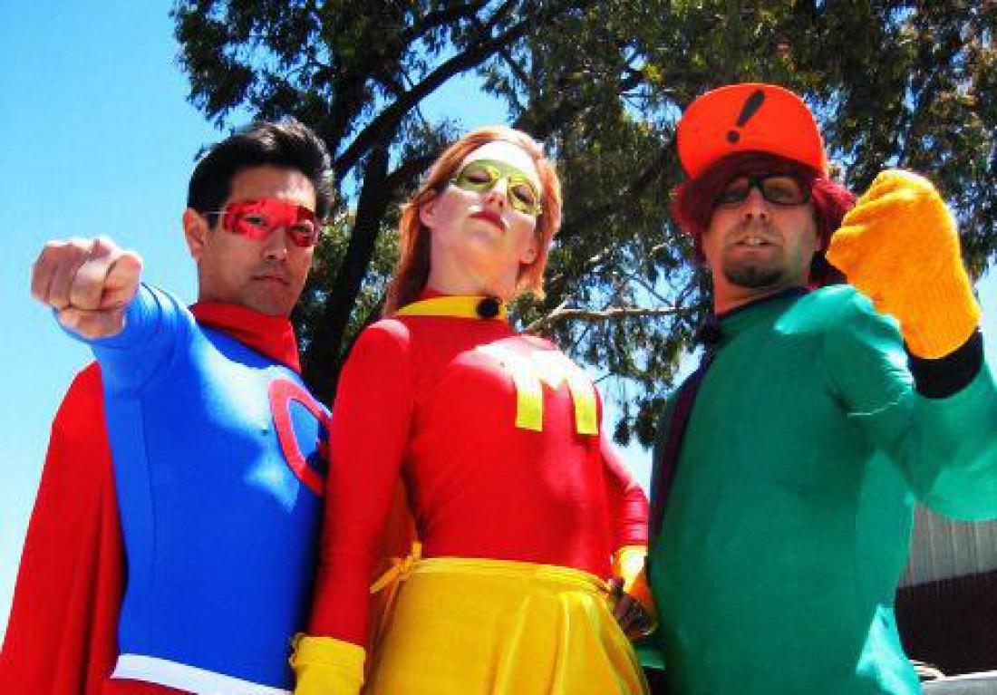 Супергерои-