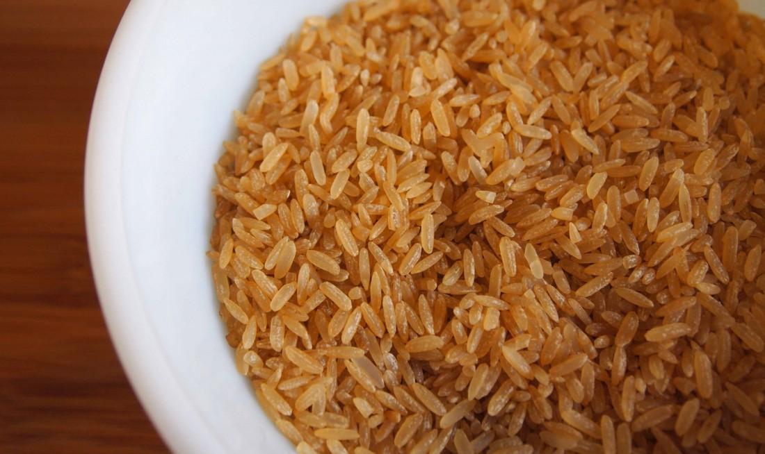 Коричневый рис надолго снабдит твои мышцы энергией