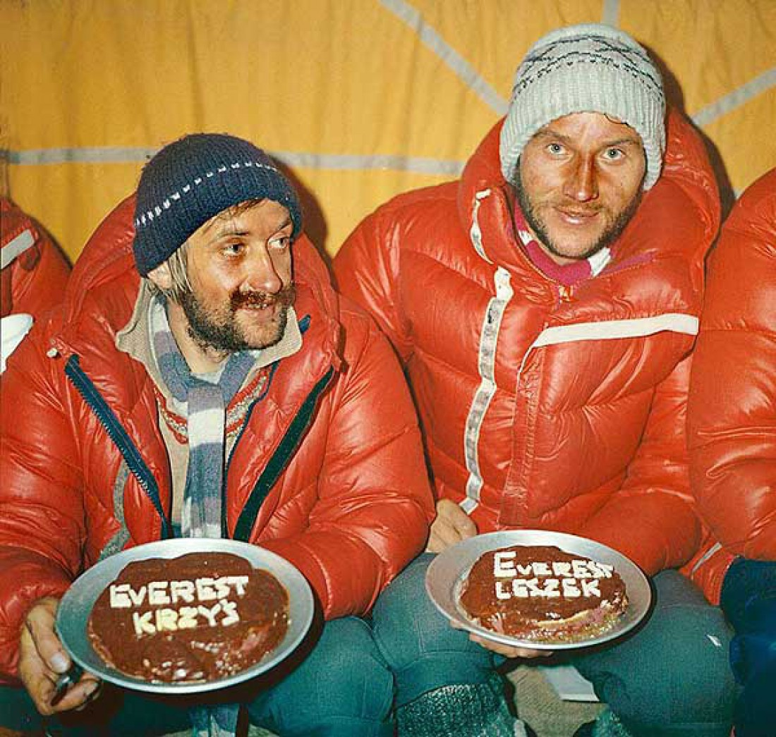 Кшиштоф Велицки (слева) и Лешек Чихи (справа)