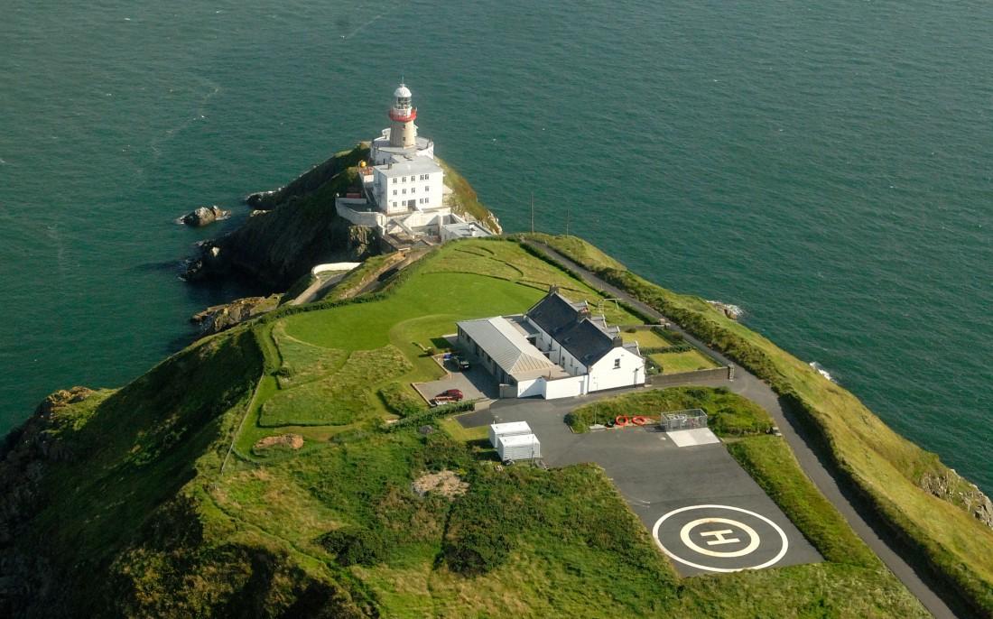 Baily Lighthouse, Ирландия