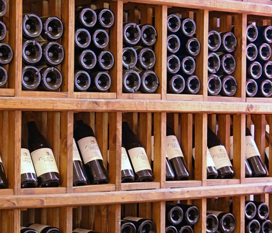 Шкаф для вина - лучшее место для хранения элитного спиртного