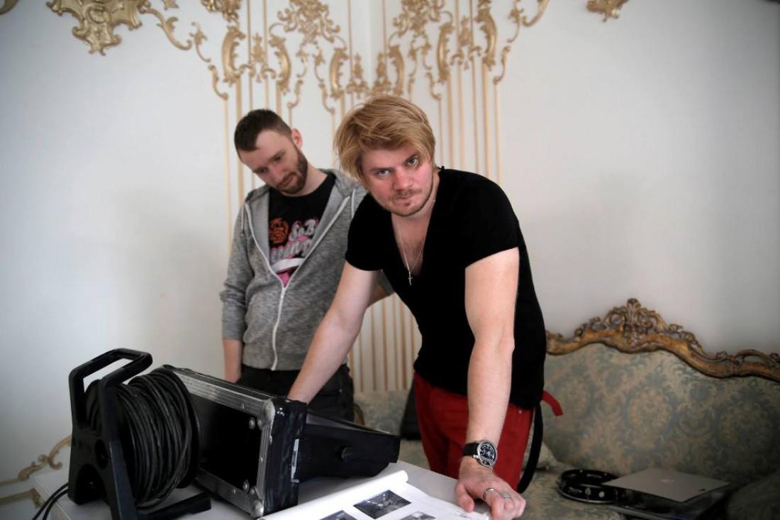 Известный украинский режиссер, продюсер и музыкант ALEX MAKAROV