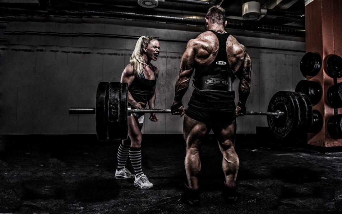 Окружай себя теми, кто мотивирует тренироваться
