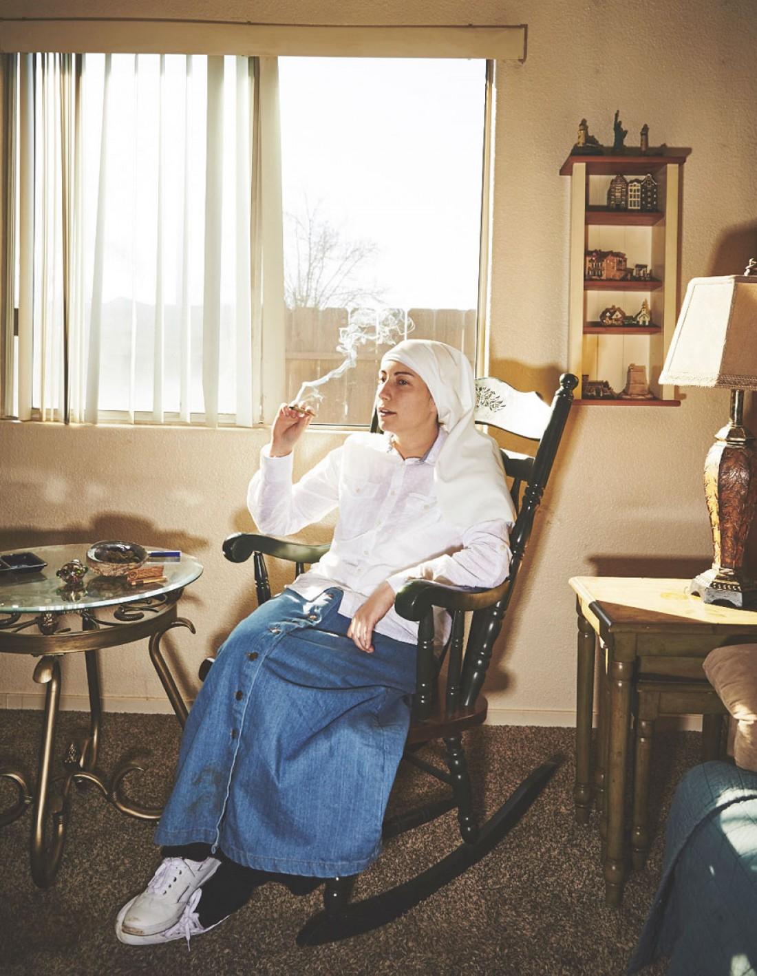 Секс монашками в россия 22 фотография