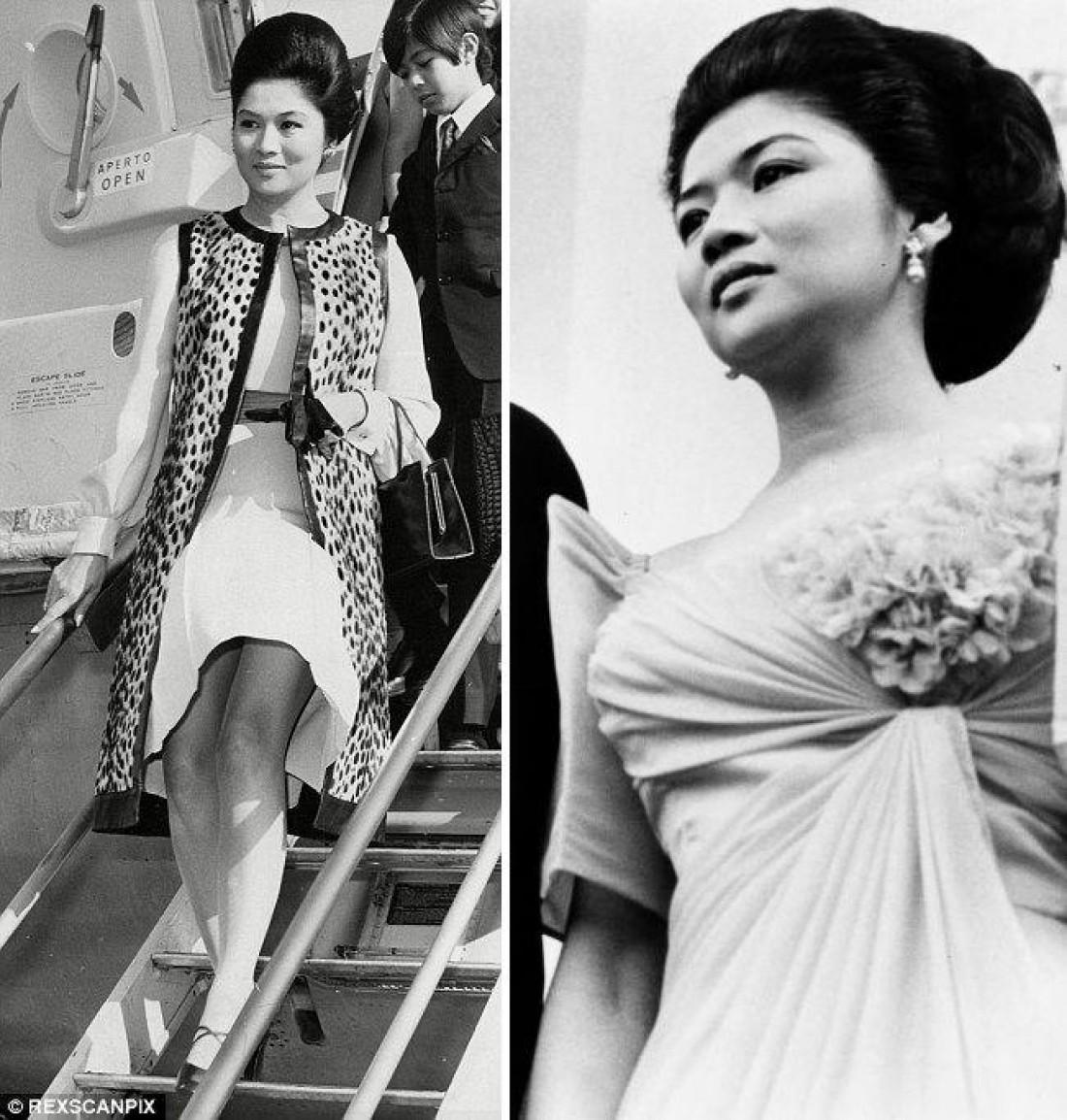 «Стальная бабочка» и модница Имельда Маркос