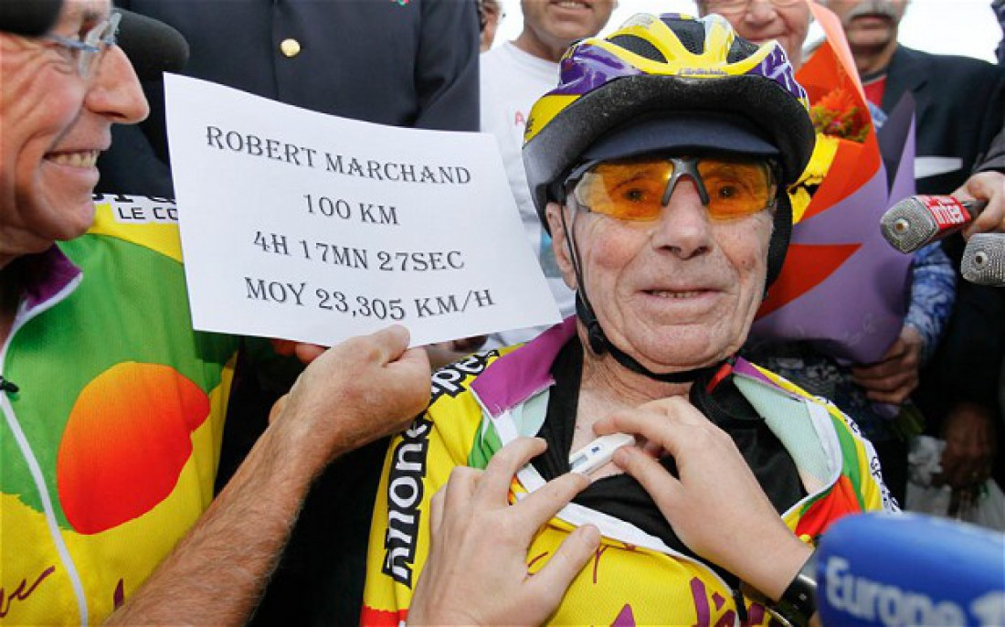 Роберту Маршан. Француз, который