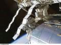 Астронавты заменили предположительно протекающий блок насосов на МКС