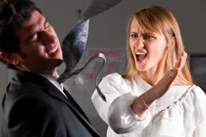 Некоторых дам в жены лучше не брать