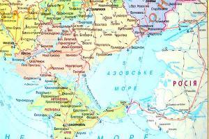 Карты украины для яндекс