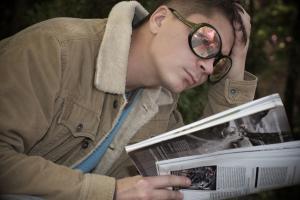 Мужчинам не стоит увлекаться журналами и подолгу рассматривать фото красоток