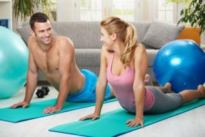 Фитнес только на первый взгляд кажется забавой «для девочек»