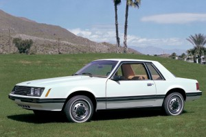 Ford Mustang Mk. III